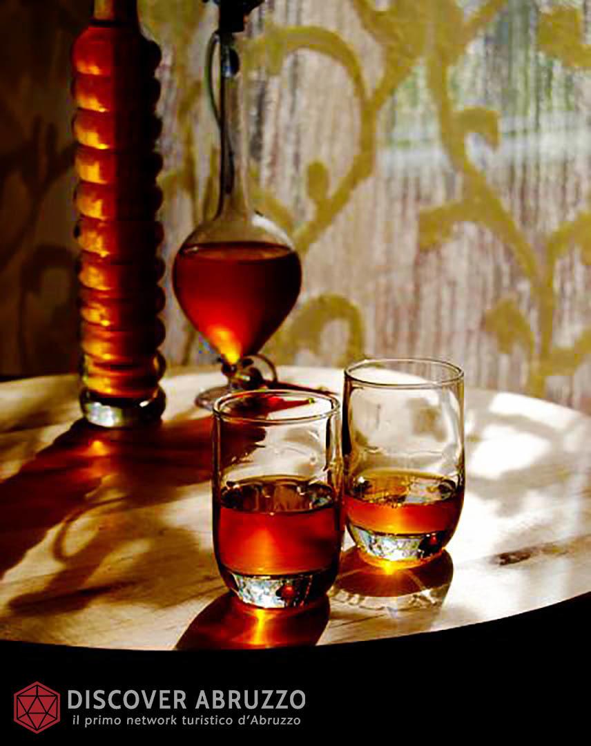 Liquori Tipici Abruzzesi La Genziana