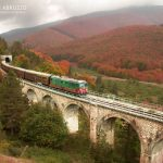 Transiberianad'italia Autumn Sulmona Carpinone Bridge Ponte