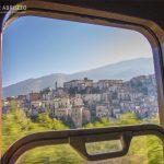 Transiberianad'italia Autumn Sulmona Carpinone View Pettorano