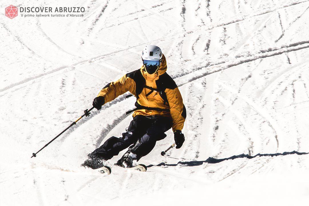 Valle Fredda Ski Sci Fuori Pista Discesa Freestyle Immagini Discover
