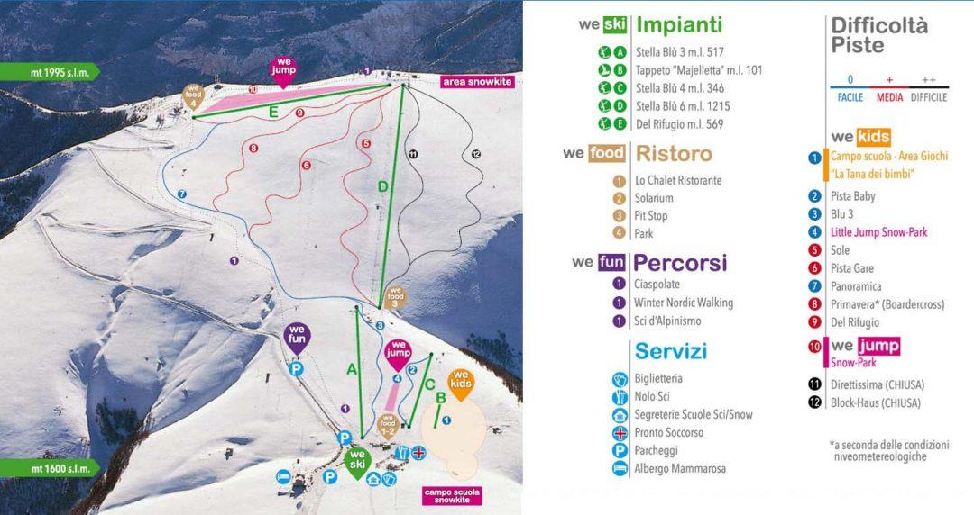 Majelletta Infografica Impianti Discover Abruzzo