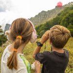 Abruzzo Trekking Escursioni Natura Fauna Orso Lupo Bambini Famiglie Fotografia