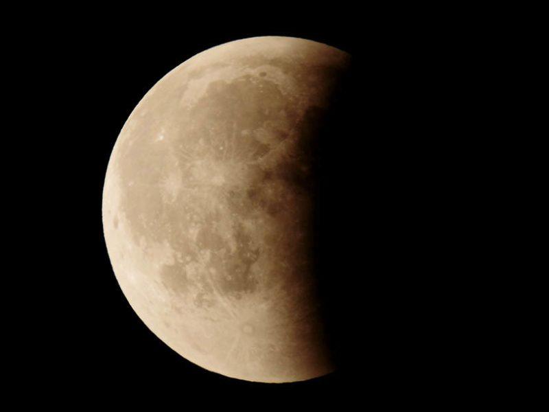 Video Luna Di Sangue Eclissi Video Discover